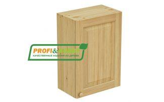 Шкаф настенный 1 дверь 50х72 филенка Profi&Hobby