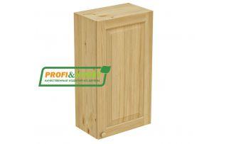 Шкаф настенный 1 дверь 50х90 филенка Profi&Hobby