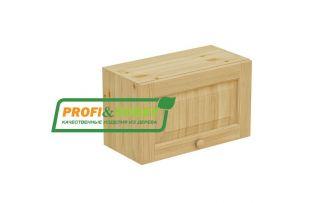 Шкаф настенный 1 дверь 60х36 филенка Profi&Hobby