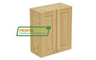 Шкаф настенный 2 двери 60х72 филенка Profi&Hobby