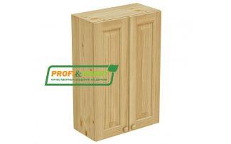 Шкаф настенный 2 двери 60х90 филенка Profi&Hobby