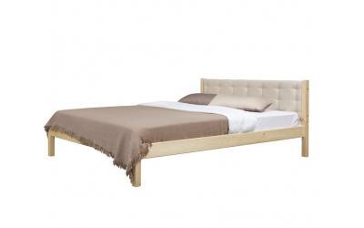 Кровать Классик 1 (мягкая) 140