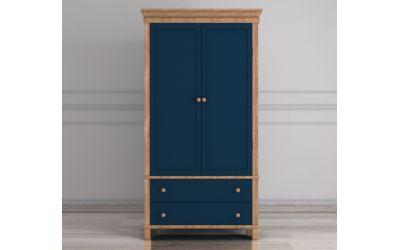 Шкаф двухстворчатый Jules Verne из березы и ясеня