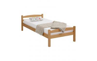 Кровать Самет 90х200 бейц