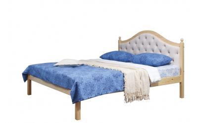 Кровать Кая 1 (мягкая) 160