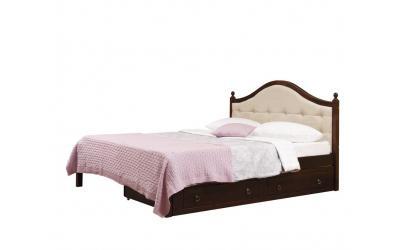 Кровать Кая 1 (мягкая) с ящиком 160