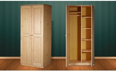 Шкаф комбинированный Классик