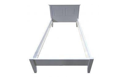 Кровать Боцен Д 7183-8 100х200 (с низким изножьем)