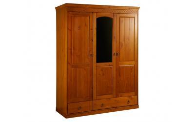 Шкаф 3 створчатый Дания-2