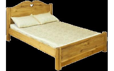 Кровать LIT COEUR 120х200 низкое изножье