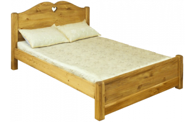 Кровать LIT COEUR 180х200 низкое изножье