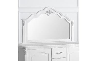Зеркало к комоду Silvery Rome