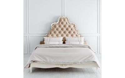 Кровать с мягким изголовьем 180 x 200 Atelier Gold