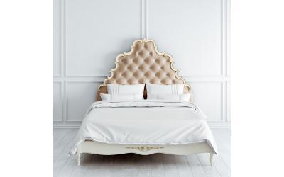 Кровать с мягким изголовьем 160 x 200 Atelier Gold A426-K04-S-B08