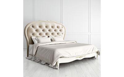 Кровать Romantic Gold с мягким изголовьем 160*200 3я модель