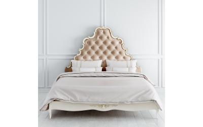 Кровать с мягким изголовьем 180 x 200 Atelier Gold A428-K02-G-B01