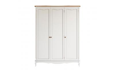 Шкаф для одежды Leontina трехстворчатый ST9327-3