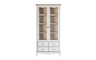 Шкаф Leontina для посуды четыре ящика ST9355-4