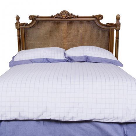 Кровать White Rose 120 Ткань Ротанг