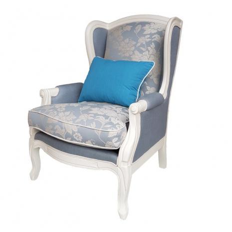 Кресло M01 White Rose DF830BL