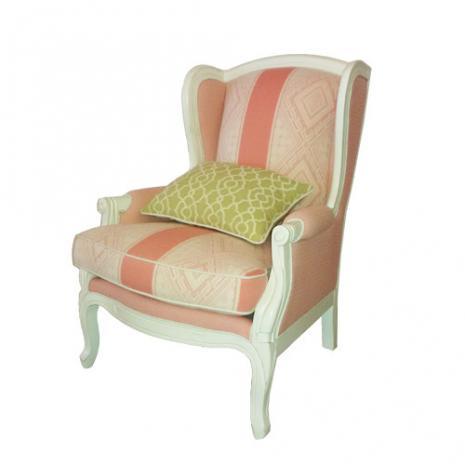 Кресло M01 White Rose DF830P
