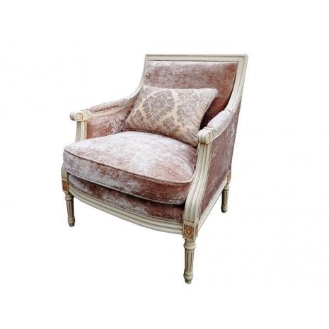 Кресло S06 White Rose DF814