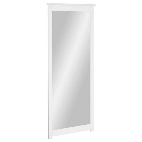 Зеркало навесное в раме Рауна-200 Белый воск