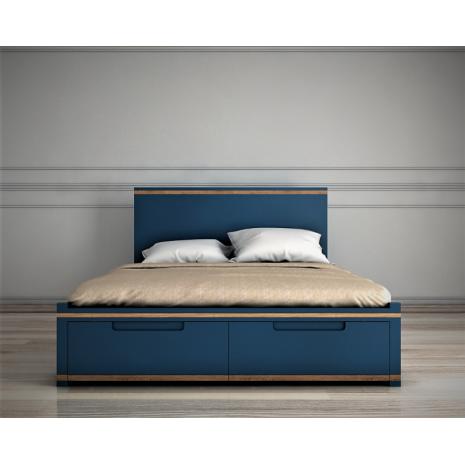 Кровать двуспальная Travel 160x200
