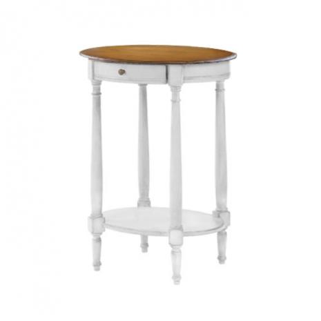 Стол кофейный овальный Marcel & Chateau H835 (D71M01)