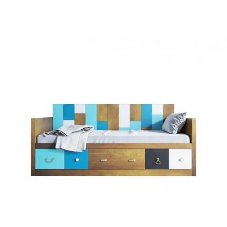Кровать-кушетка Aquarelle