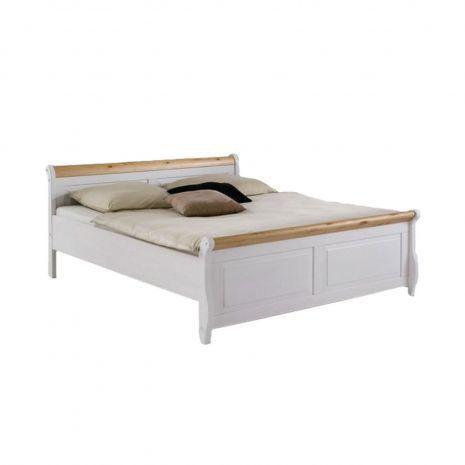 Кровать Мальта без ящиков 140х200 (антик)
