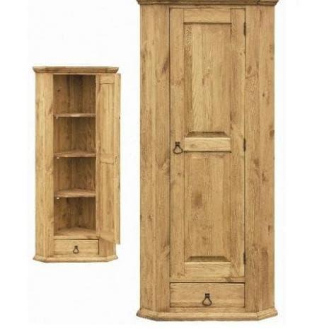 Шкаф для белья РОМЕО (угловой)