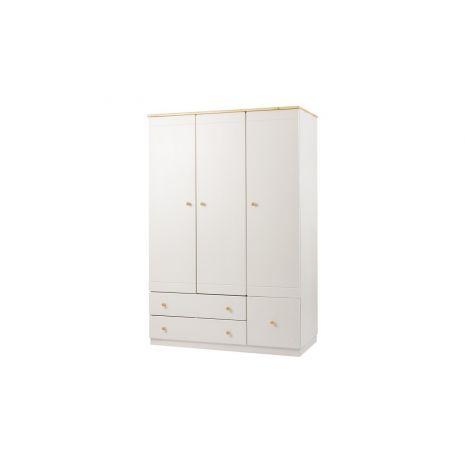 Шкаф 3-ств Тимберика Кидс №3