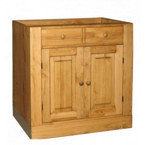 Шкаф-стол ПЛ02 под мойку 80