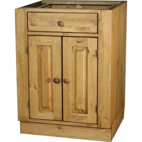 Шкаф-стол ПЛ08-1 под мойку 60