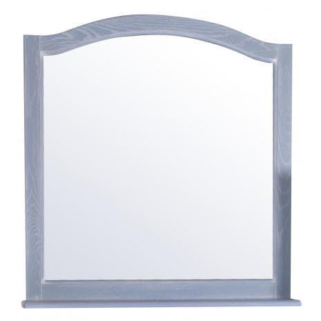 Зеркало Модерн 105 с полочкой