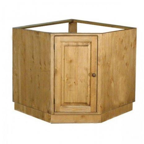 Шкаф-стол ПЛ33 угловой под мойку 90