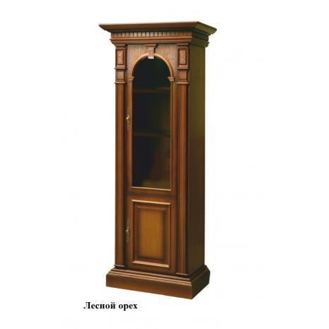 Шкаф-витрина Верона-6-1 М