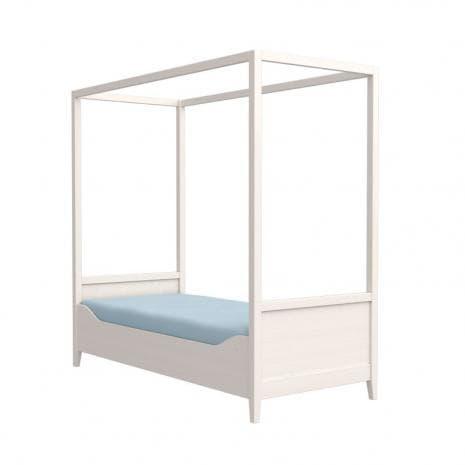 Кровать подростковая с надстройкой Сиело