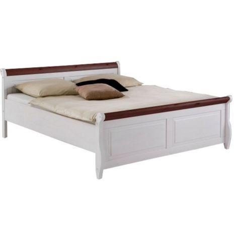 Кровать Мальта без ящиков 140х200 (колониал)