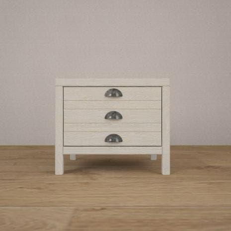 Мини столик WoodCorner (Белый)