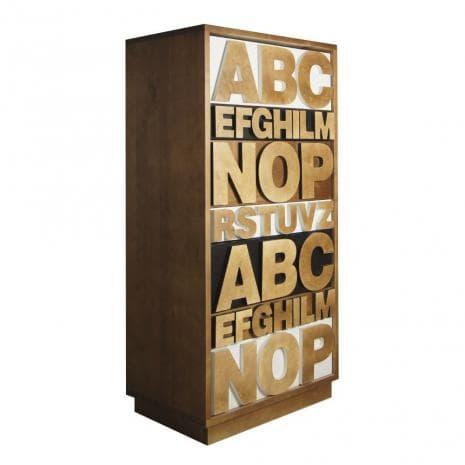 Комод Alphabeto Birch