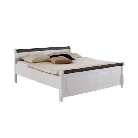 Кровать Мальта без ящиков 180х200 (колониал)