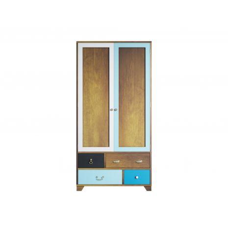 Шкаф Aquarelle с ящиками