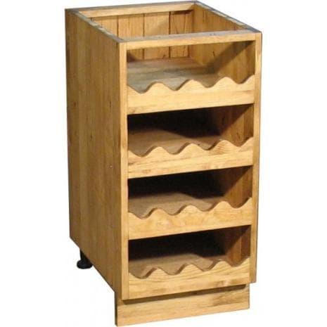 Шкаф-стол бутылочница ПЛ 22