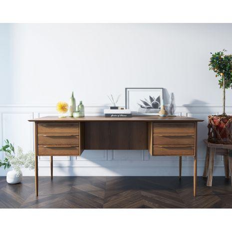 Рабочий стол bruni с ящиками