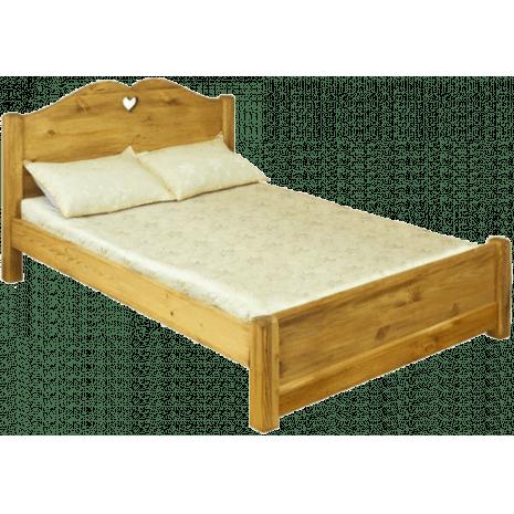 Кровать LIT COEUR 140х200 низкое изножье