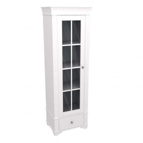 Витрина Бейли со стеклянной дверью