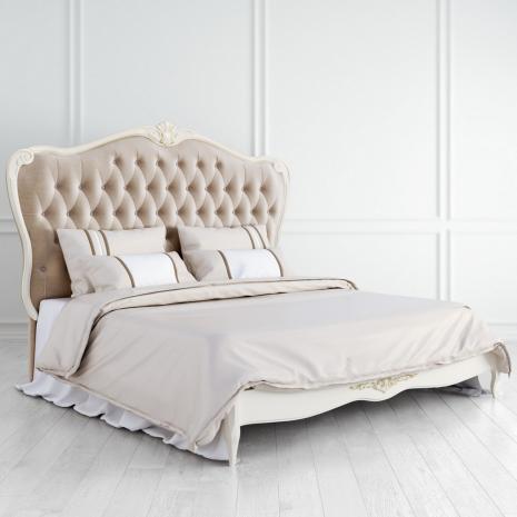 Кровать с мягким изголовьем 180 x 200 Atelier Gold A528-K02-G-B01