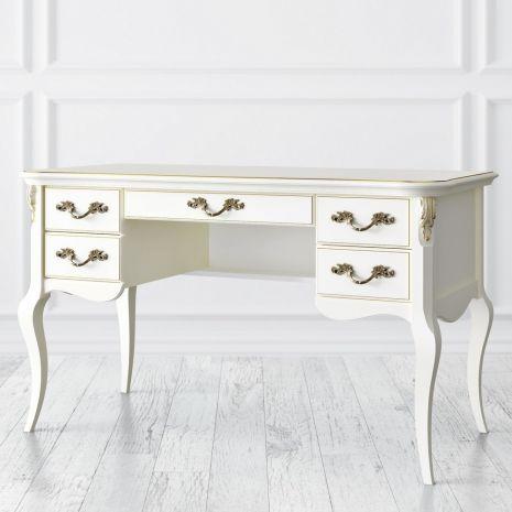 Кабинетный стол пристенный Atelier Gold